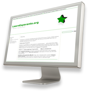 Learn Esperanto with online lessons