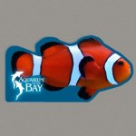 Aquarium-of-the-Bay Souvenir Magnet