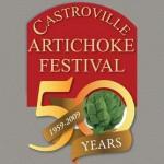 Artichoke-Festival Souvenir Magnet