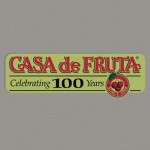 Casa-De-Fruta Souvenir Magnet