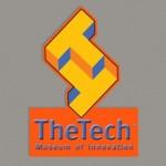 The-Tech Souvenir Magnet