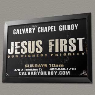 Calvary Chapel - Gilroy