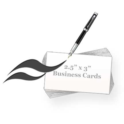 Simple Business card design services