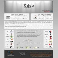 CrispTheme for DistributorCentral